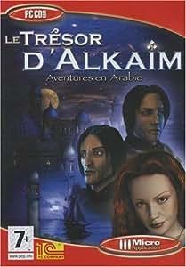 Le Trésor d'Alkaim, aventures en Arabie