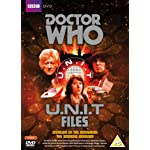 Doctor-Who-The-UNIT-Files-Invasion-of-the-Dinosaurs-The-Android-Invasion-Import-anglais