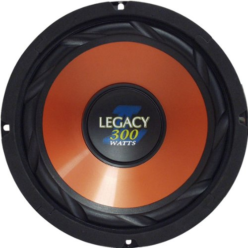 Legacy LWF10X 10'' 400 Watt Legacy ''L'' Series Woofer (Set of 1)