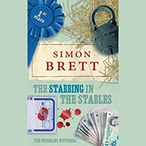 The Stabbing in the Stables | [Simon Brett]