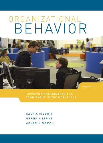 orgnaization behavior