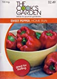Cook's Garden Home Run Sweet Pepper Seeds - 700 mg