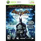 Batman Arkham Asylum: Game Of The Yearby Warner Bros