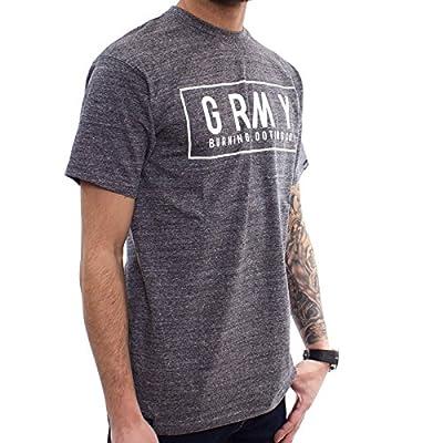 Grimey T-Shirt Beheading GRMY Tee H.Grey