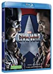 Captain America civil war [Blu-ray]
