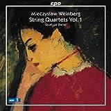 Mieczyslaw Weinberg: String Quartets, Vol. 1