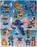 Stickers - Disney Lilo and Stitch sheet 2 - A4 Sheet of stickers
