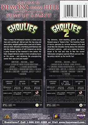 Ghoulies / Ghoulies II (Double Feature)