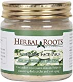 Herbal Roots Cucumber Face Pack- Anti Ageing - 100 gm- MRP- Rs. 399