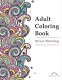 img - for Adult Coloring Book: Stress Relieving Paisley Patterns book / textbook / text book