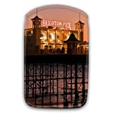 Brighton Palace Pier Beach Soft Fur Lined Mobile Phone Sock Case With Pocket For Samsung Galaxy S3 i9300, Nokia Lumia 820 & 920, Sony Xperia T, Blackberry Q10, Z10