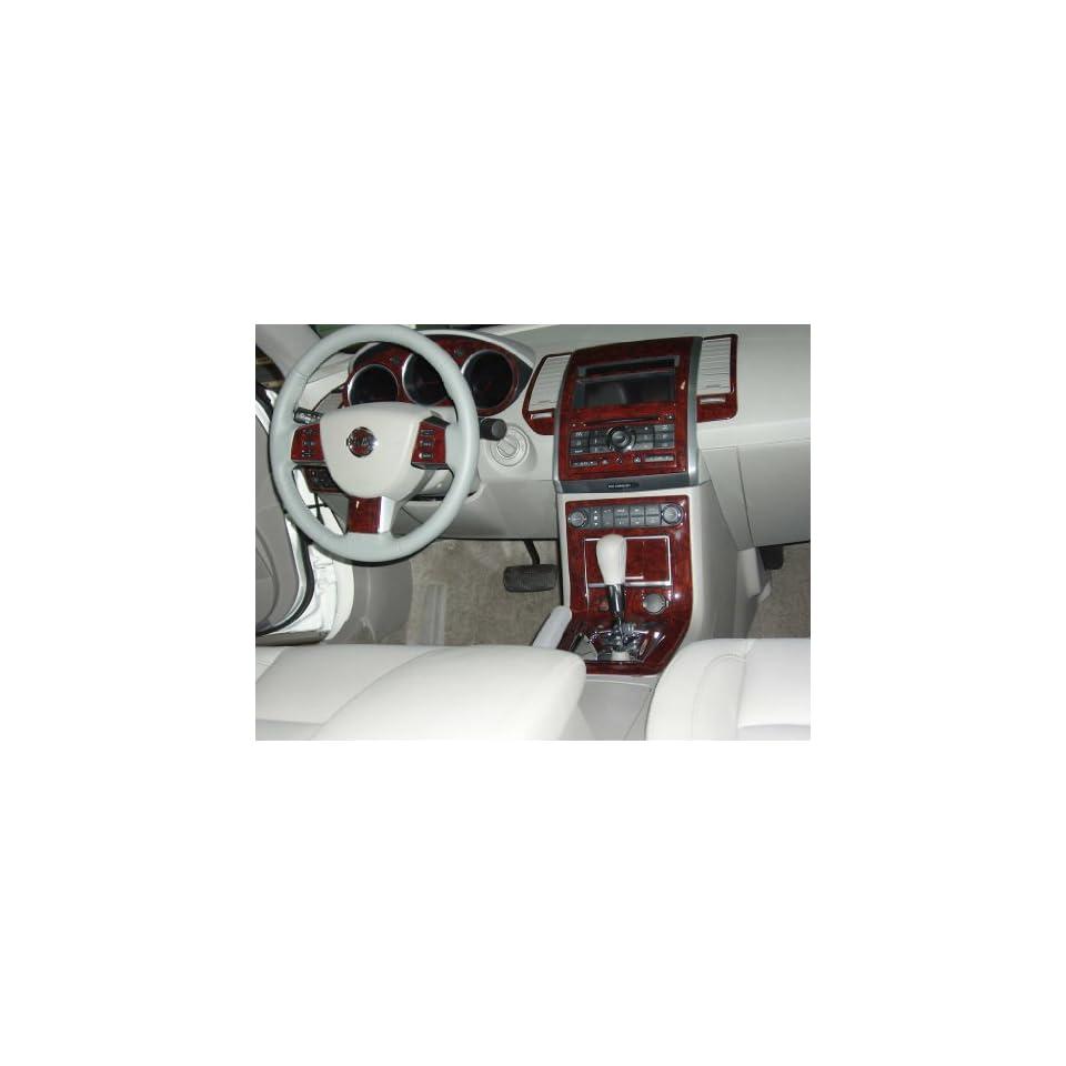 MAXIMA 2007 2008 S SV CVT INTERIOR WOOD DASH TRIM KIT SET Automotive