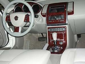 Nissan Maxima Interior Burl Wood Dash Trim Kit Set 2007 2008 Automotive