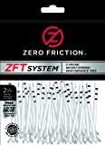 Zero Friction T System Bamboo 3-Prong Golf Tees