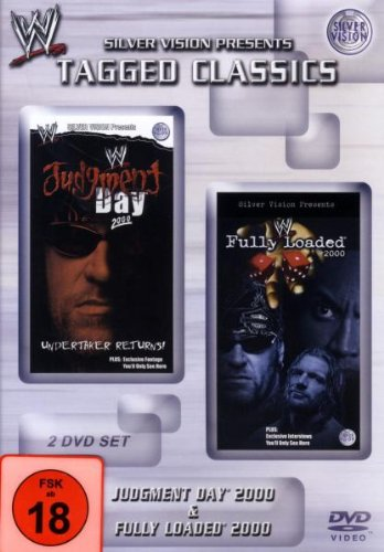 WWE - Judgment Day 2000 & Fully Loaded 2000 [DVD]