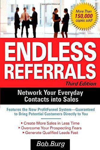Endless Referrals, Third Edition ISBN-13 9780071462075