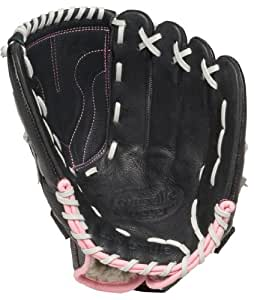 Louisville Slugger 12-Inch TPS Fastpitch Diva Ball Glove (Left Hand Throw)