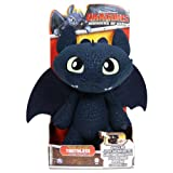 Dragons - 6020113 - Figurine - Animation - Peluche Krokmou Deluxe