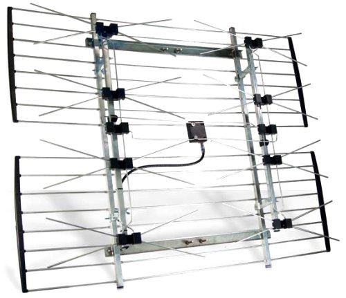 channel master cm-4228hd high vhf  uhf and hdtv antenna