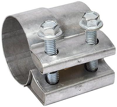 "Walker (33975) 2-1/4"" Aluminized Lap-Joint Exhaust Clamp"