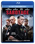 Sabotage [Blu-ray + DVD] (Bilingual)