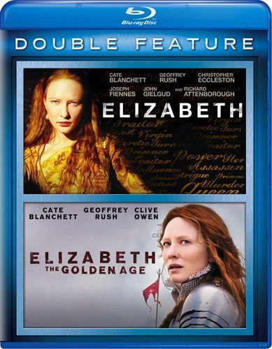 Elizabeth Double Feature (Elizabeth / Elizabeth: The Golden Age) [Blu-ray] by Universal Studios