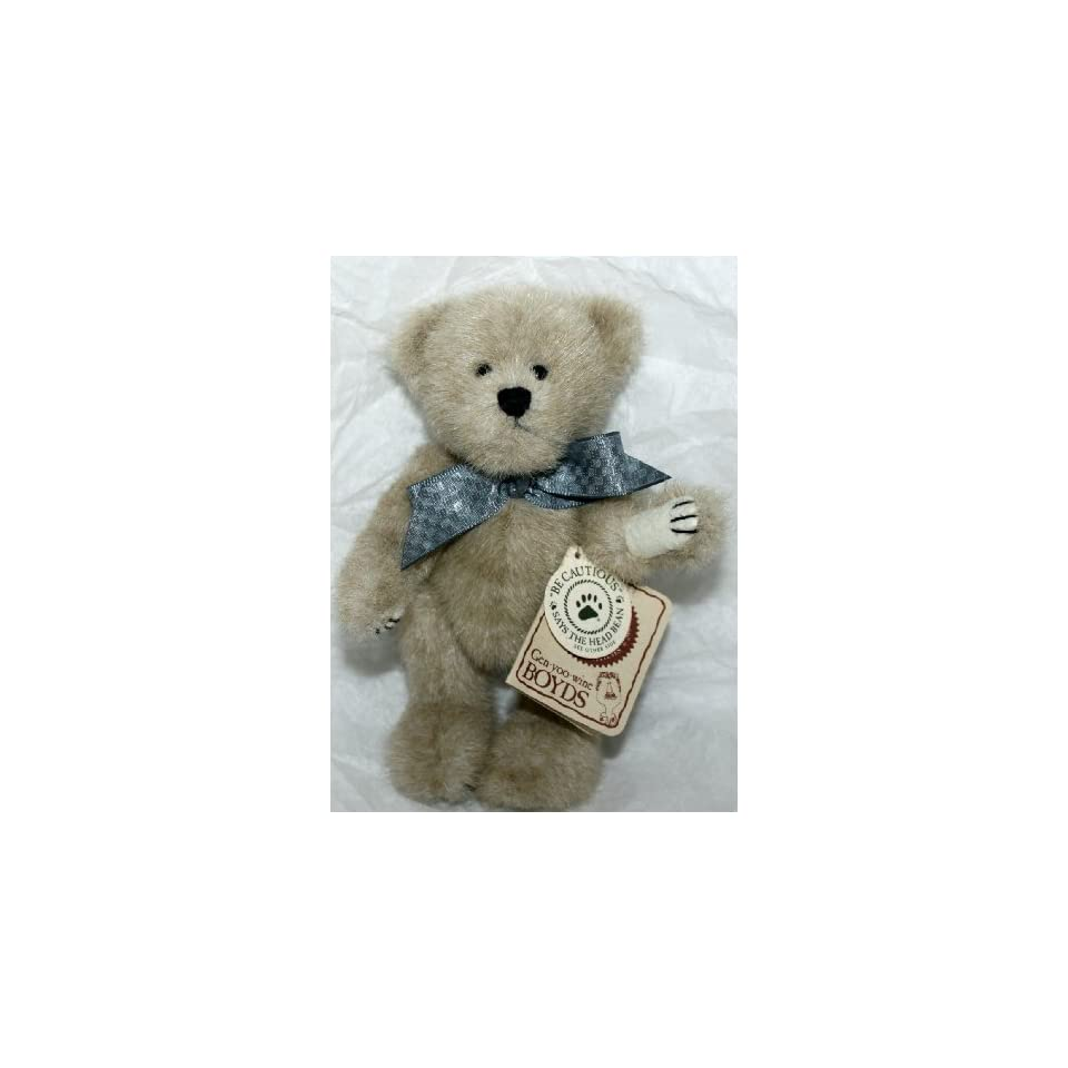 Boyds Bears Tyler T Bear Archive Collection Retired 6