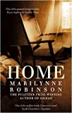 Marilynne Robinson Home