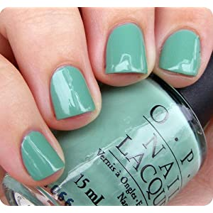 OPI Pirates of the Caribbean On Stranger Tides Collection Mermaid's Tears NLP18