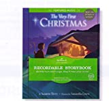 Hallmark Christmas KOB9034 THe Very First Christmas Recordable Book