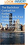 The Backdoor Contact to Forbes, TechC...