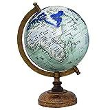 13 decorativa giratoria océano azul del globo del mundo Geografía Tierra Decoración