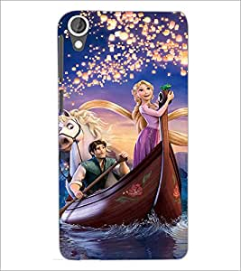 HTC DESIRE 820 CARTOON CHARACTER Designer Back Cover Case By PRINTSWAG