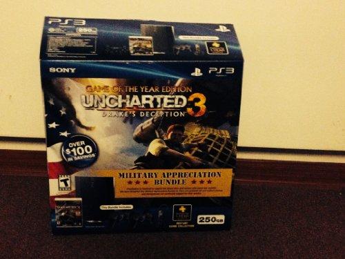Playstation 3 Super Slim 250 Gb Bundle