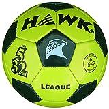 HAWK Unisex PVC Football 5 Green