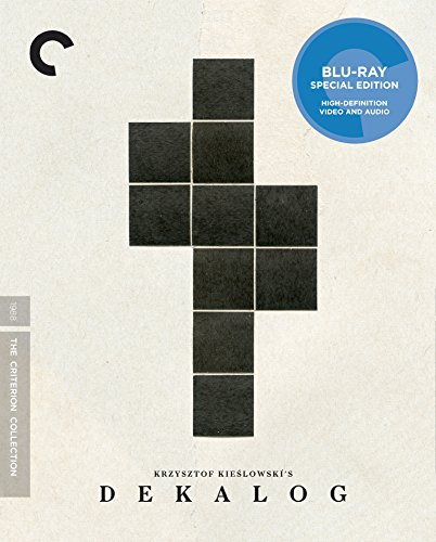 Blu-ray : Dekalog (Criterion Collection) (4K Mastering, Restored, Special Edition, , Widescreen)