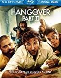 512yYlaIQhL. SL160  The Hangover Part II (Blu ray/DVD Combo + UltraViolet Digital Copy)