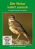 DVD Cover 'Tierwelt Europas - Vol. 09 - Die Natur kehrt zurück