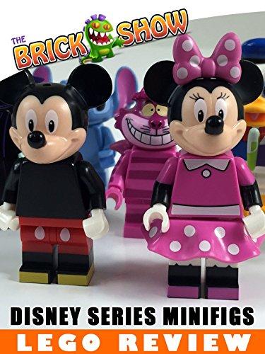 LEGO Disney Collectible Minifigures Review (71012)