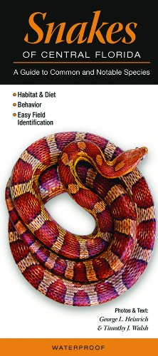 Snakes of Central Florida: A Guide to Common & Notable Species (Quick Reference Guides)