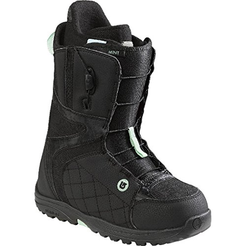 Burton Mint Snowboard Boot - Women's Black/Mint, 9.0