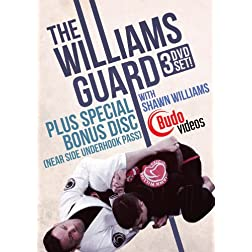 The Wiliams Guard 3 DVD Set by Shawn Williams