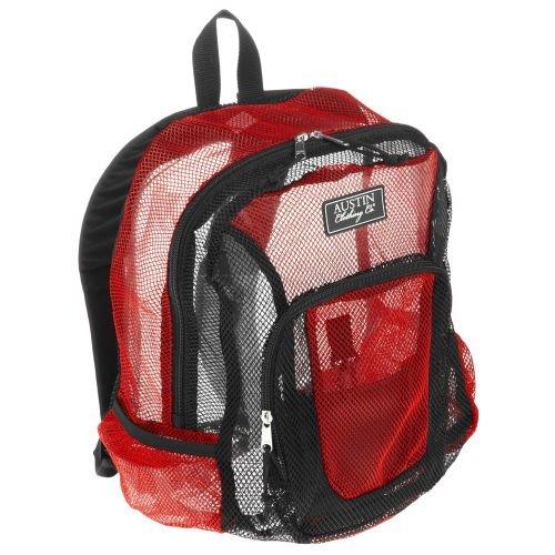 Amazon.com : Austin Clothing Co. Classic Mesh Backpack : Hiking