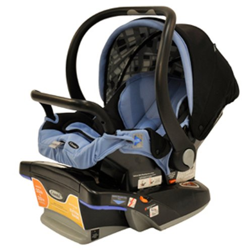 Combi Shuttle 33 Infant Car Seat, Indigo front-769980