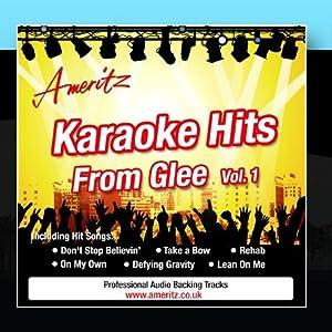 Karaoke Hits From Glee - Vol.1