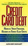 Credit Card Debt: