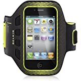 Belkin EaseFit Sport - Brazalete deportivo resistente al agua para iPhone 4/4S