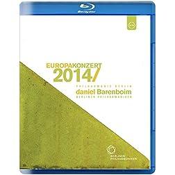 Europakonzert 2014 [Blu-ray]