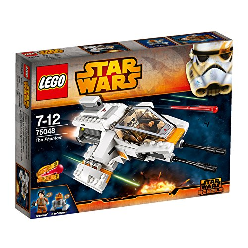 LEGO Star Wars Tm 75048 Phantom