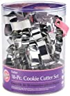 Wilton Easter 18pc Metal Cookie Cutte…
